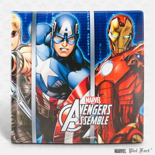 Álbum de fotos Marvel Avengers de Pielfort