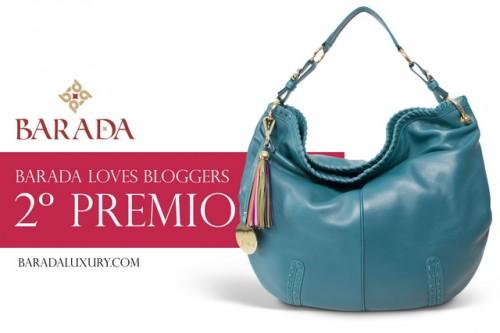 Concurso Bloggers 2013 Barada