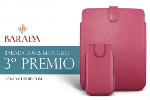 Concurso Bloggers 2013 Barada Luxury