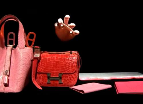 Bolsos Hermès, Fingerboard