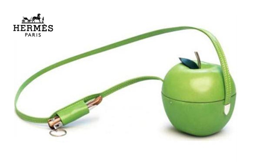 Bolso Hermès manzana 2