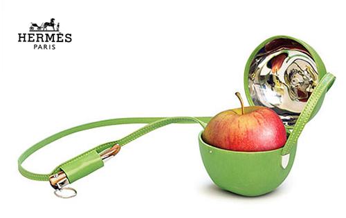 Bolso Hermès manzana