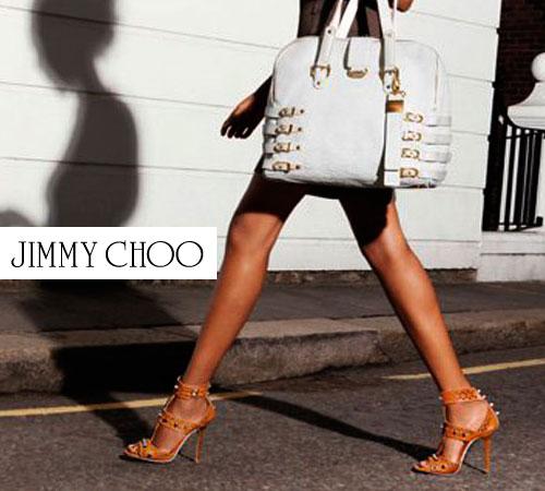 Adelanto bolsos Jimmy Choo 2011