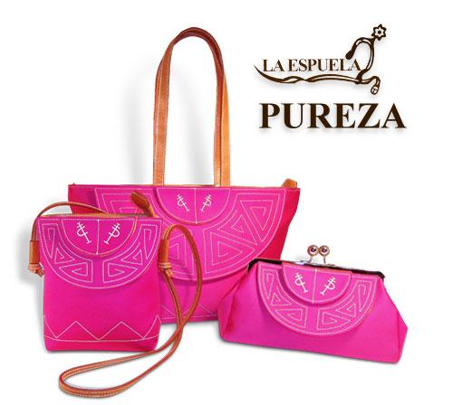 8b434a16e Bolsos de piel Pureza - ubrique.com