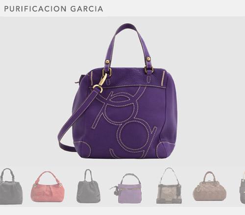 Purificación García | nueva colección para el otoño invierno 2009-2010