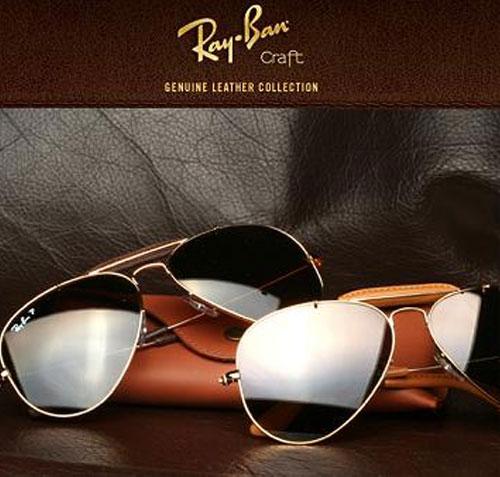 gafas ray ban aviator edicion limitada