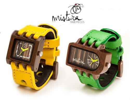 Relojes Mistura
